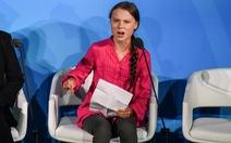 'Cô bé môi trường' Greta Thunberg chụp ảnh cùng khủng bố IS?