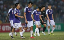 Chung kết lượt đi liên khu vực  AFC CUP 2019: CLB Hà Nội  tự làm khó mình