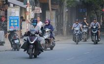 Sáng nay, không khí Hà Nội ô nhiễm nhất thế giới