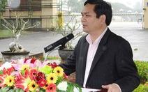 Khiển trách phó trưởng Ban Tổ chức tỉnh ủy và phó giám đốc Sở Tài nguyên Quảng Ngãi