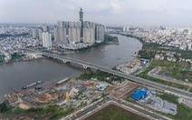Tuyển chọn phương án kiến trúc cầu đi bộ từ bến Bạch Đằng qua sông Sài Gòn