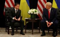 Bản ghi điện đàm với tổng thống Ukraine có gì khiến ông Trump bị đòi luận tội?