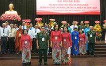 Thiếu tướng Trần Ngọc Thổ tái đắc cử chủ tịch Hội Nạn nhân chất độc da cam/dioxin TP.HCM