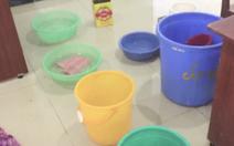 Video: Bệnh viện nghìn tỉ phải dùng chậu hứng nước mưa
