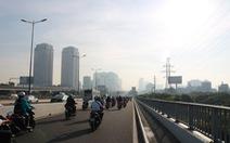 Buổi sáng TP.HCM mờ ảo trong sương mù tựa như Đà Lạt