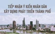 TP.HCM gặp gỡ người dân nghe hiến kế phát triển thành phố