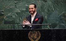 'Nhiều người xem hình selfie hơn là nghe tôi phát biểu ở Liên Hiệp Quốc'
