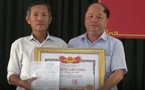 Phong liệt sĩ, trao bằng Tổ quốc ghi công cho nam sinh viên cứu 3 người khỏi đuối nước
