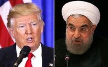 Iran nói Mỹ đề xuất dỡ bỏ trừng phạt, ông Trump nói không có