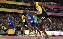 "Điền kinh, ai sẽ thay thế ""tia chớp"" Usain Bolt?"