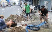Nguy cơ đáng lo: dân TP.HCM thiếu nước sạch