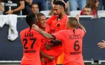 'Pele mới' Mbappe chuyền bóng 'dọn cỗ' cho Neymar lập công giải cứu PSG