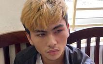 Nam thanh niên cứa cổ tài xế taxi Grab, định cướp tài sản nhưng không thành