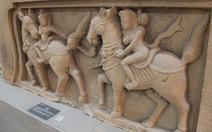 Trăm năm cổ viện Chàm - những chuyện chưa biết - Kỳ 3: Bảo vật quốc gia kể chuyện