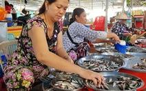 Cá linh lên Sài Gòn, giá gần gấp đôi