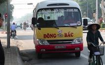 Video: Xe buýt xuống cấp, kém chất lượng bị tạm đình chỉ hoạt động