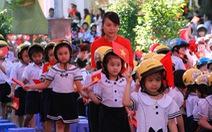 Lễ khai giảng 45 phút ở Đà Nẵng