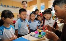 'Tôi xấu hổ khi nghĩ oan cô giáo gây sức ép cho con mình'