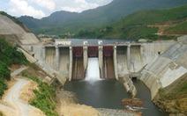 Thừa Thiên Huế: Mưa lớn, thủy điện điều tiết nước qua Lào