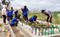 Thay đổi thói quen để bớt rác thải nhựa: Ai ý thức hơn?