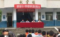 Trung Quốc: Tấn công trong ngày khai giảng, 8 học sinh tiểu học thiệt mạng