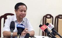 Xem xét kỷ luật giám đốc sở GD-ĐT hai tỉnh Hòa Bình, Hà Giang liên quan gian lận thi