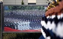 Trung Quốc tặng hơn 620.000 TV cho dân xem duyệt binh mừng quốc khánh