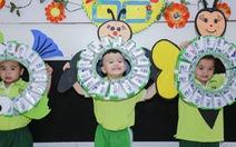 Đà Nẵng tổ chức ngày hội sữa học đường cho trẻ mầm non