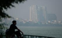Hà Nội mịt mù sáng đầu tuần, cảnh báo ô nhiễm không khí mức nguy hại