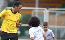 Ở Học viện Bóng đá Juventus tại Việt Nam: Szilard Việt - đi để trở về