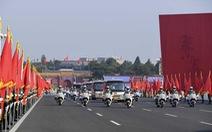 Trung Quốc duyệt binh hoành tráng mừng 70 năm quốc khánh