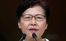 Chiều nay bà Lâm Trịnh Nguyệt Nga thông báo rút dự luật dẫn độ?