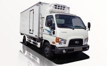 Xe đông lạnh 6,5 tấn New mighty 110S khẳng định danh tiếng của hãng xe Hyundai