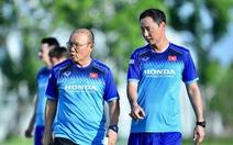 U22 Việt Nam được thay 11 cầu thủ trong trận giao hữu với U22 Trung Quốc
