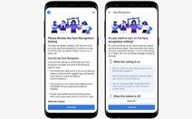 Facebook tắt tính năng tự động nhận diện gắn nhãn người dùng
