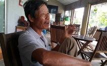 Tai nạn trong mưa của hai cô công nhân và ông già chở 500 hột vịt
