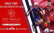 Người Việt tại Thái háo hức chờ trận đấu