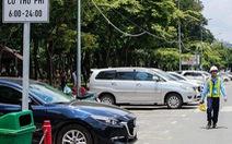 Phí đỗ xe lòng đường ở TP.HCM: Thu vào 1, chi đến 4