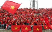 Sắc đỏ trên sân Thammasat