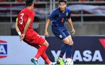 Chấn thương trong trận gặp Việt Nam, Thitipan lỡ cơ hội đối đầu Indonesia