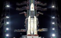Cơ quan không gian Ấn Độ mất liên lạc với tàu đổ bộ Mặt Trăng