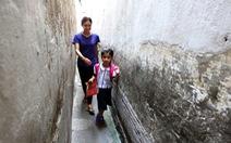 Thiệt khó tin khi Sài Gòn có những con 'hẻm một người'