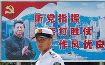 Mộng Trung Hoa gặp 'sóng lớn', trong 1 phát biểu, ông Tập 58 lần nói 'đấu tranh'