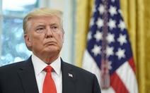 Ông Trump hủy họp với lãnh đạo cao cấp Taliban tại Mỹ