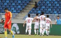 Video diễn biến chính trận U22 Việt Nam thắng U22 Trung Quốc 2-0