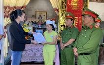 Hỗ trợ gia đình người tử nạn khi cứu du khách tại Sơn Trà 125 triệu đồng
