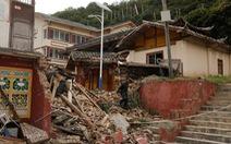 Động đất mạnh rung chuyển Tứ Xuyên của Trung Quốc