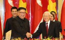 Tổng bí thư, Chủ tịch nước Nguyễn Phú Trọng gửi điện mừng quốc khánh Triều Tiên