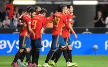 Tây Ban Nha và Ý cùng thắng tuyệt đối ở vòng loại Euro 2020
