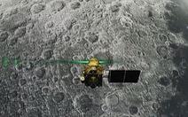 Định vị được tàu đổ bộ lên Mặt trăng của Ấn Độ